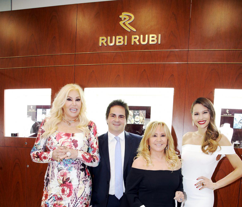 RUBI RUBI y su nuevo espacio Exclusivo Exclusivo.