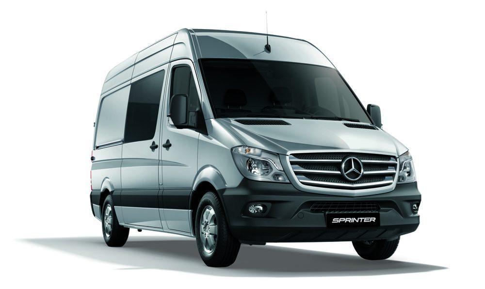 SPRINTER SILVER EDITION – Edición Limitada de Mercedes Benz para sólo 150 afortunados.