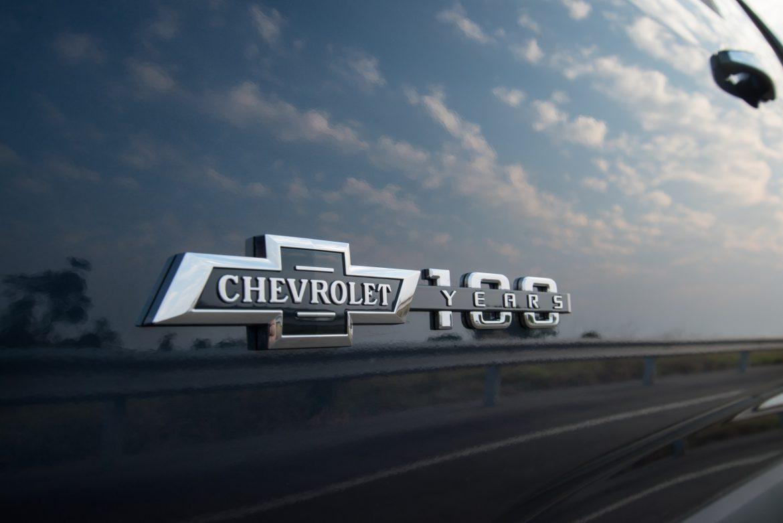CHEVROLET S10 Serie Limitada 100 años – Sólo para 250 afortunados.