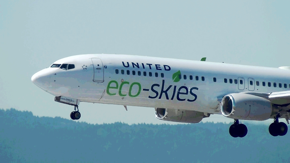 United Eco Skies