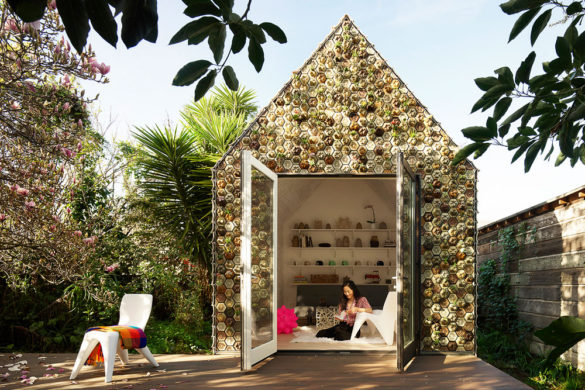 ARQUITECTURA: CABINA 3D PRINTED by Emerging Objects