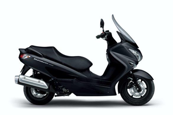 Suzuki B 200