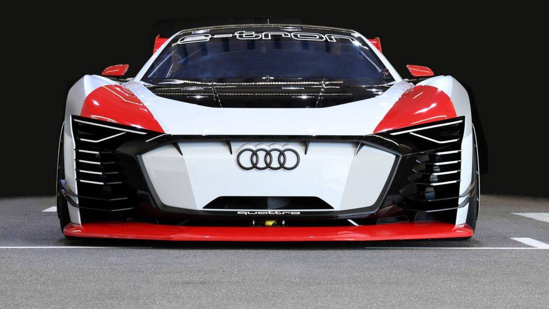 AUDI E-TRON Vision Gran Turismo: Virtualidad Real
