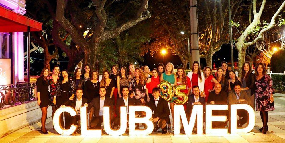 Club Med 35 años