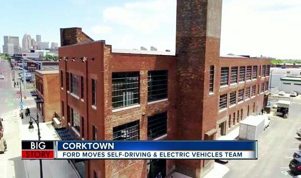 Ford Corktown