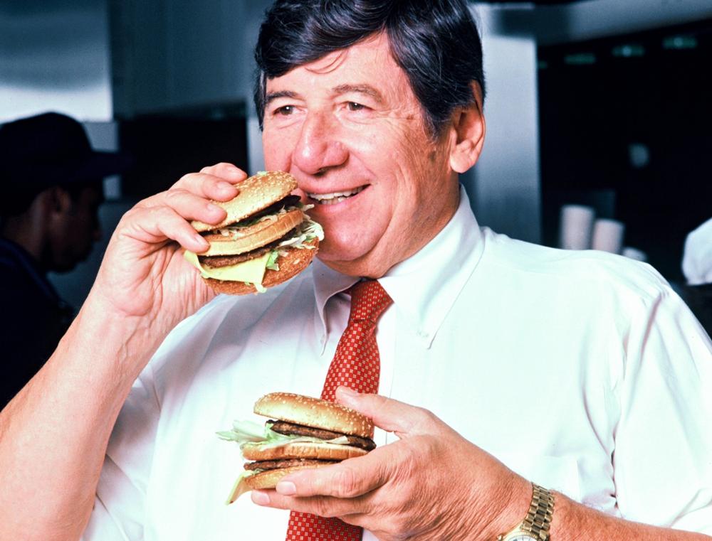 Big Mac 50 años