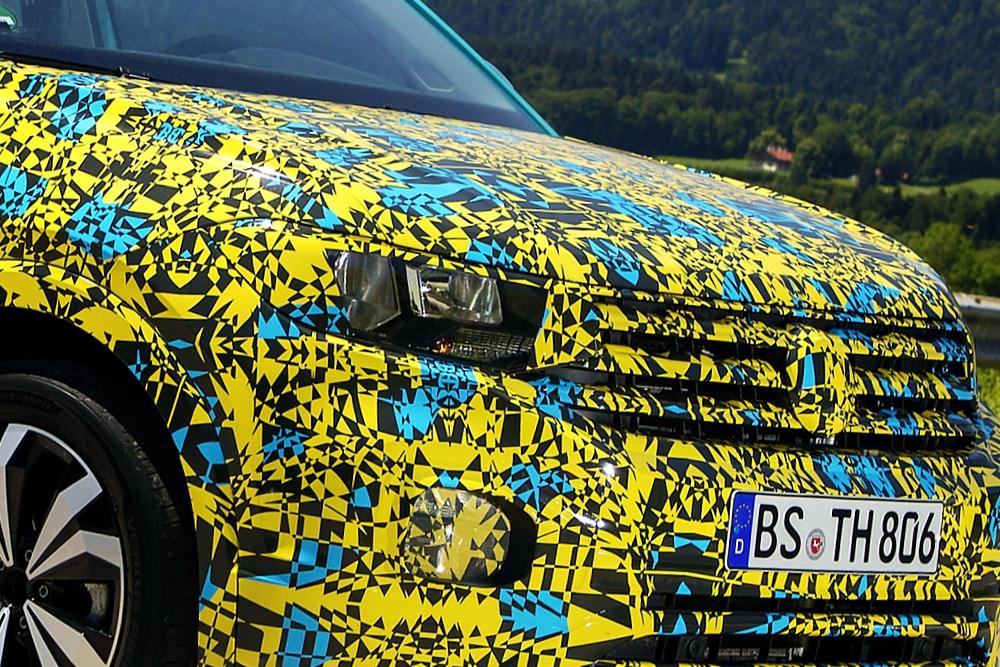VOLKSWAGEN T-CROSS: El SUV compacto que se viene