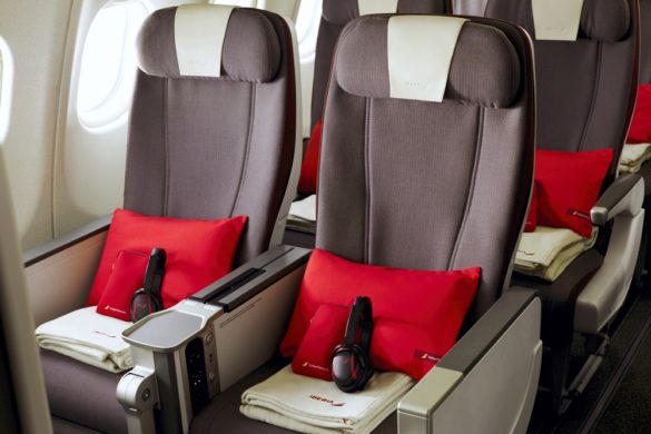 Iberia Airlines Premium Madrid