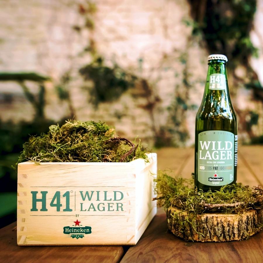 Heineken H41 salvaje