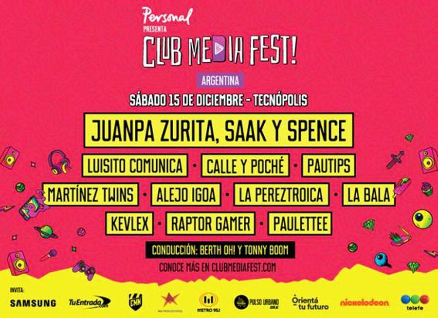 Personal Club Media Fest