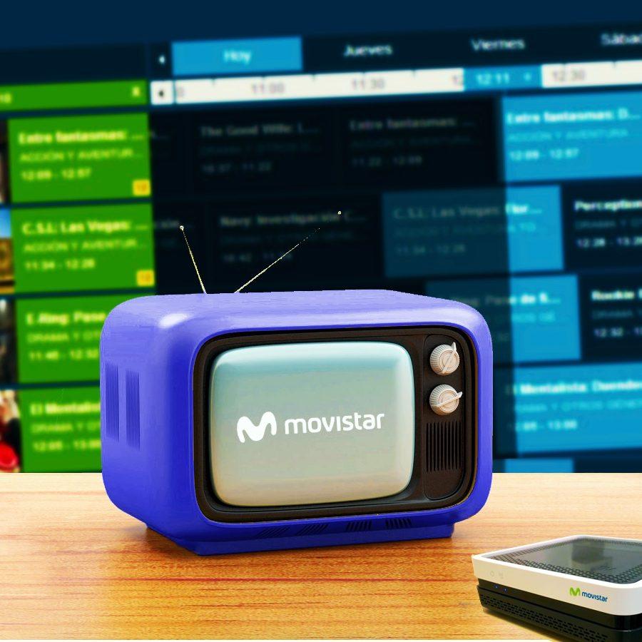 Movistar TV tele