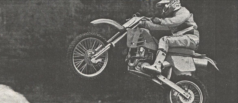 Husqvarnia Motorcyrcles Historia