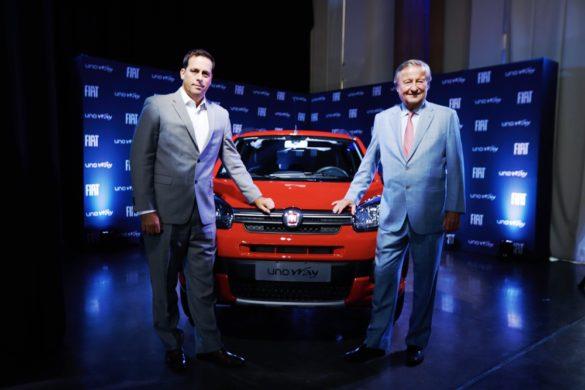 Nuevo Fiat Uno Way