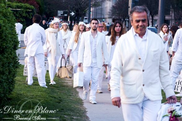 Diner de Blanc Buenos Aires