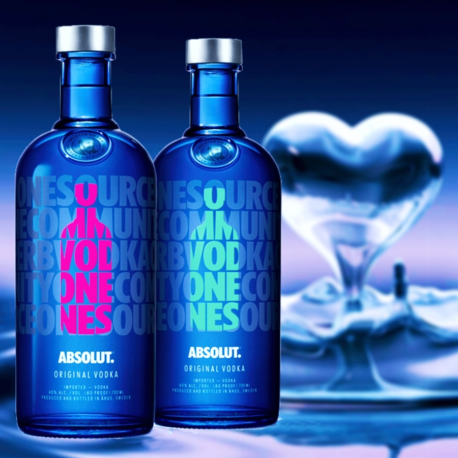 Absolut Drop of love