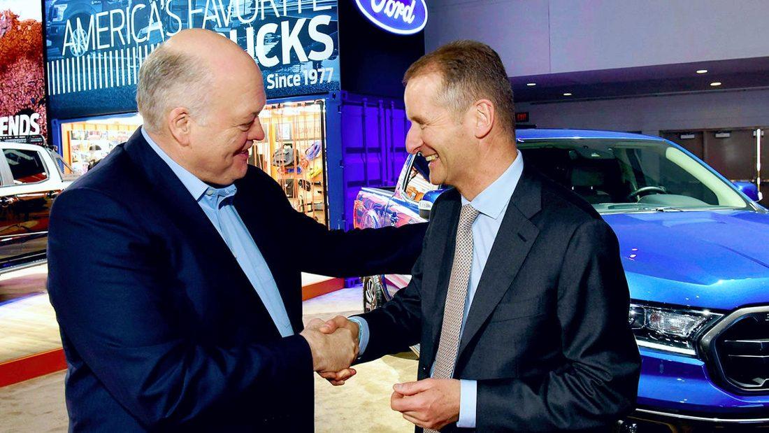 Alianza Ford Volkswagen