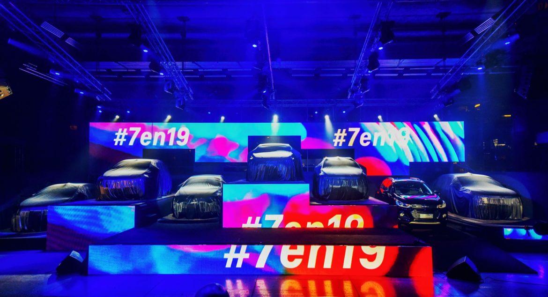 Novedades Chevrolet 2019