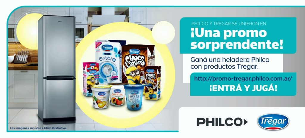 Philco Tregar Promo
