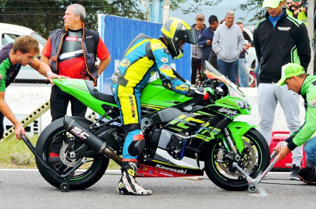 KAWASAKI Superbike Argentino