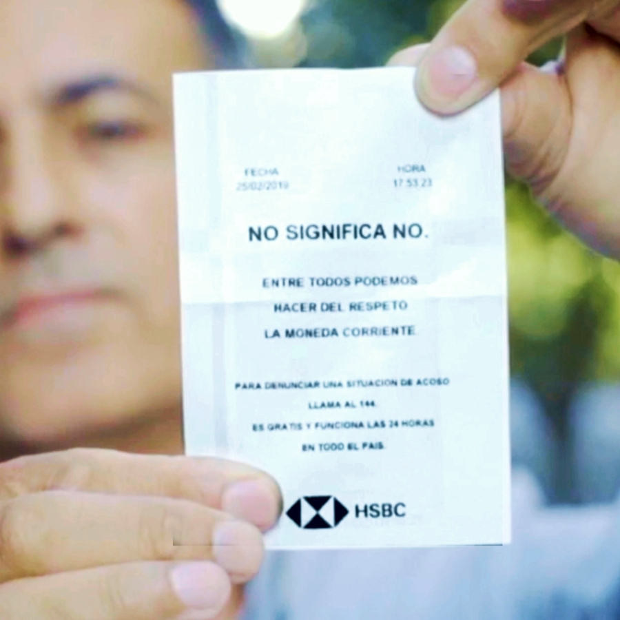 HSBC NoSignificaNo