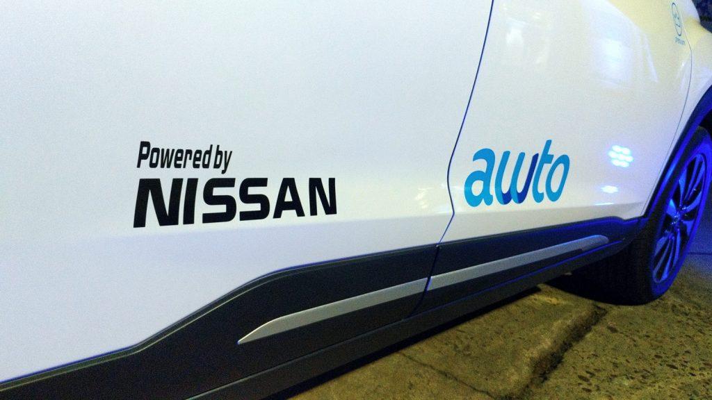 Nissan Awto CarSharing
