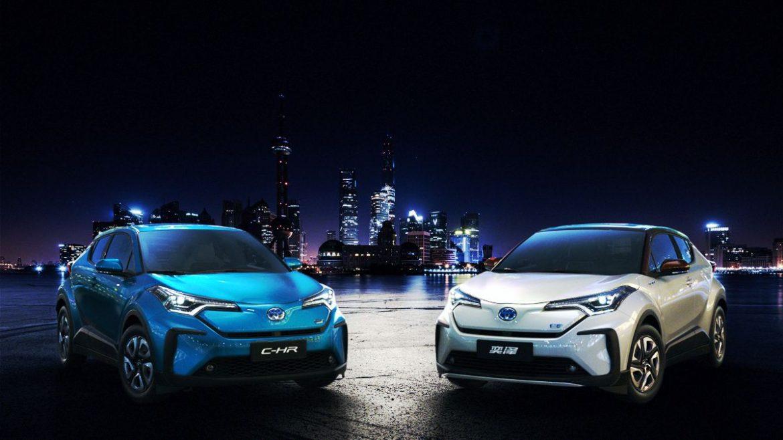 TOYOTA Auto Shangai – Avant premier de vehículos eléctricos para 2020
