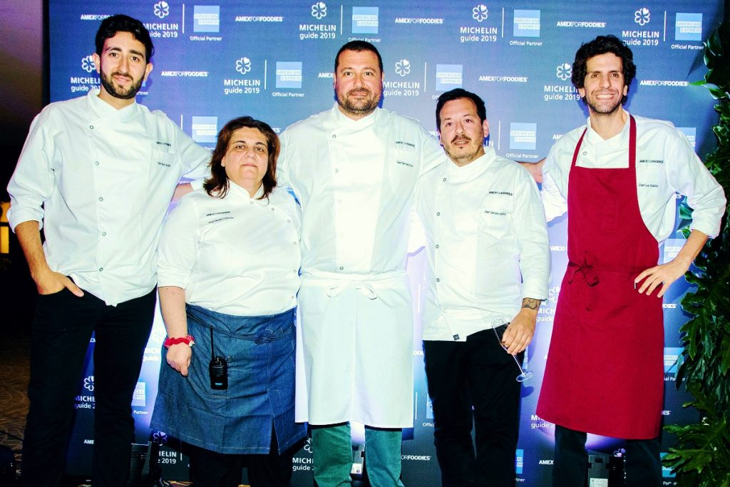 Amex For Foodies 2019