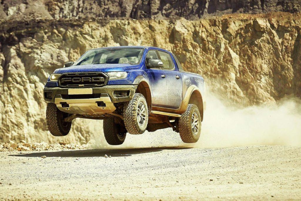 Ford Kuga - Ranger Raptor
