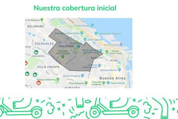 GRIN – El servicio de alquiler de monopatín eléctrico ya llegó a Argentina