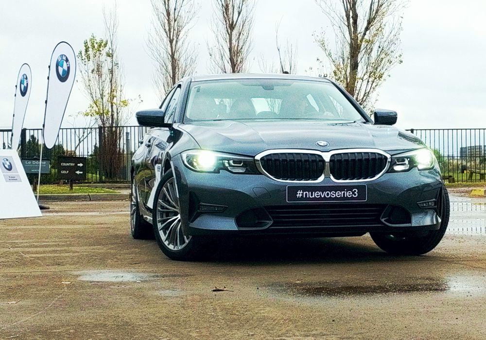 BMW Serie 3 7°G