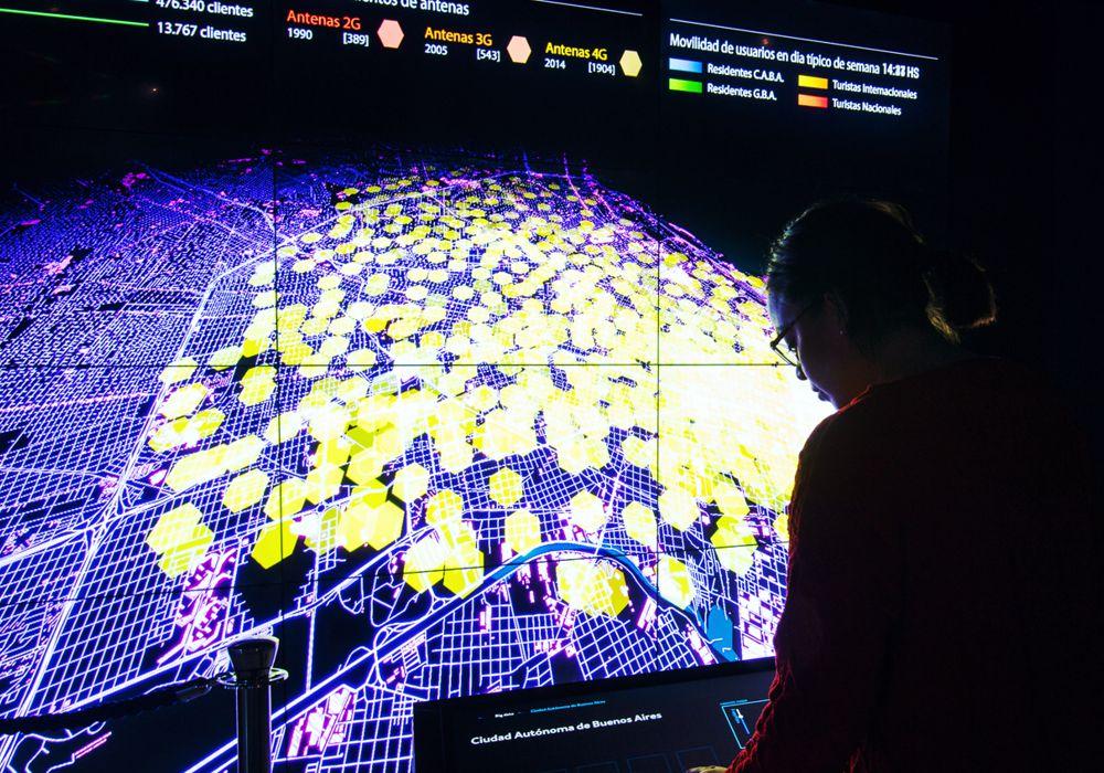 Fundación Telefónica Movistar nos muestra la tecnología que nos conecta