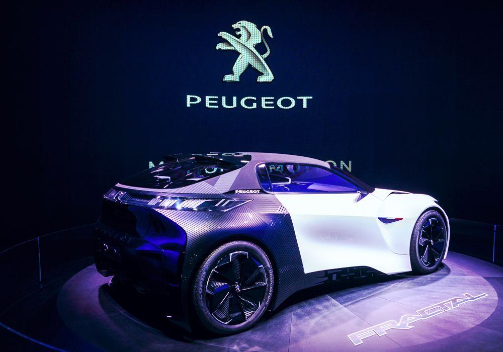 PEUGEOT y los concept cars que marcaron tendencias en la industria
