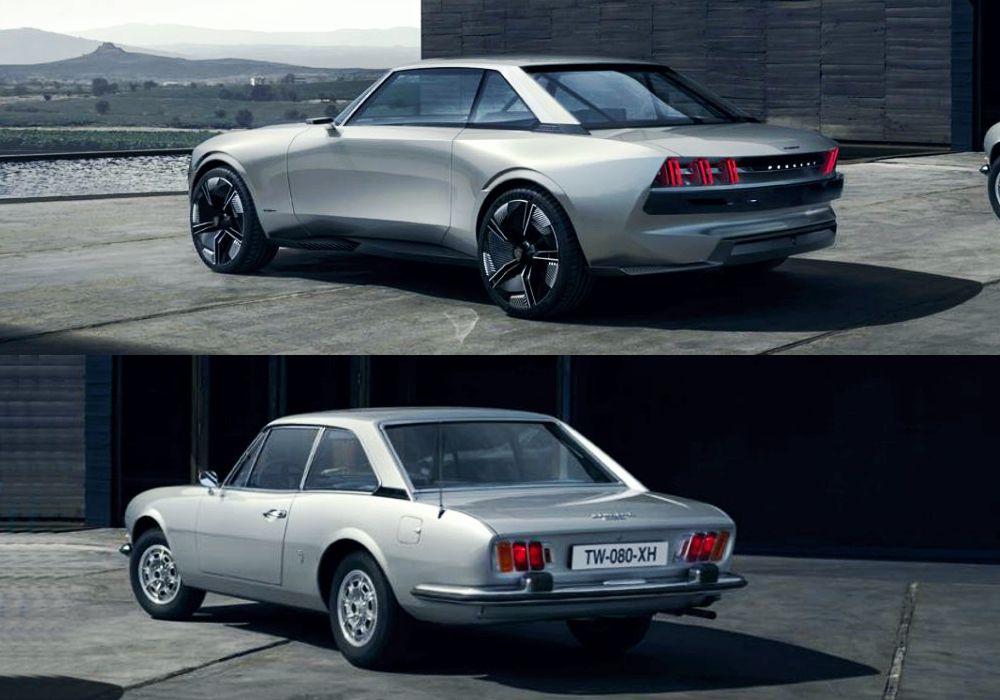 Historia Peugeot Concept Car