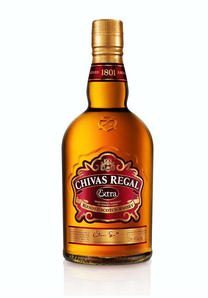 Chivas Regal Innovación