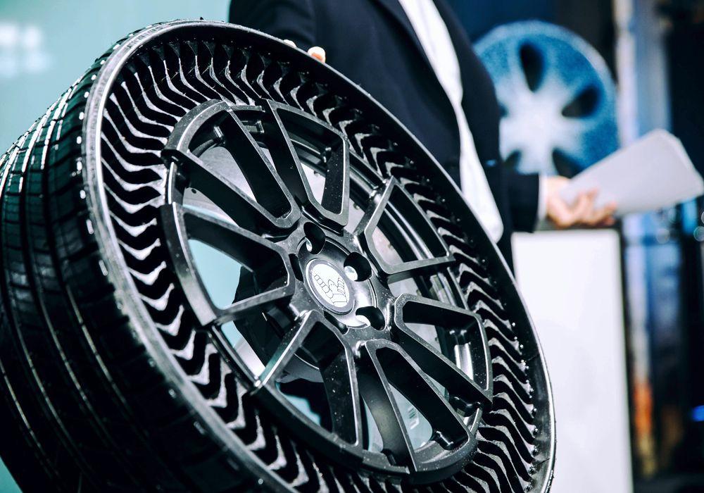 Neumático Michelin Uptis