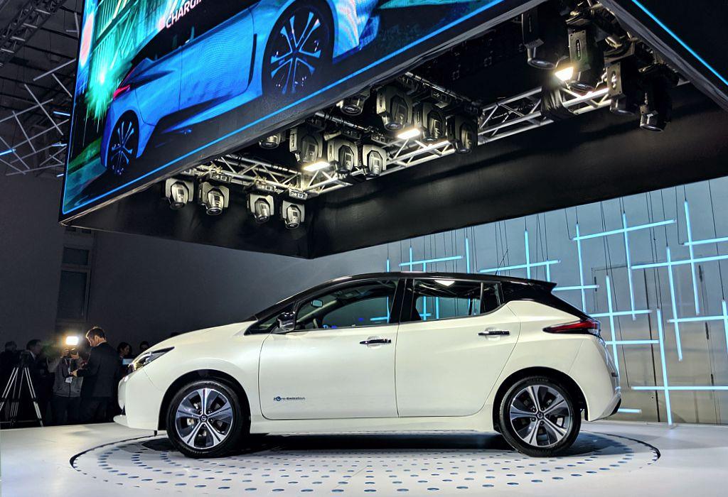 Nissan Leaf Argentina
