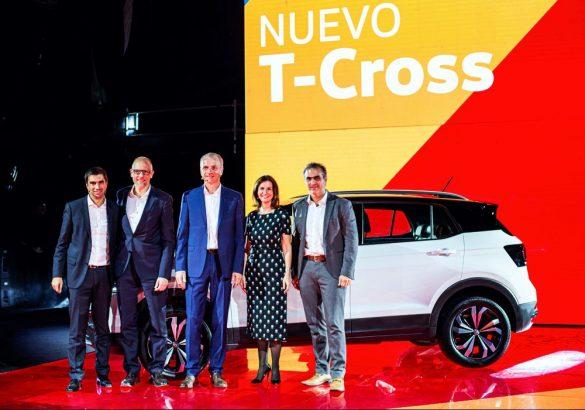 VW T-Cross 2019