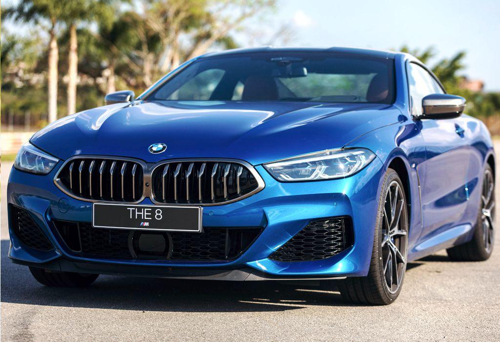 BMW Serie 8 - Z4 -Specs