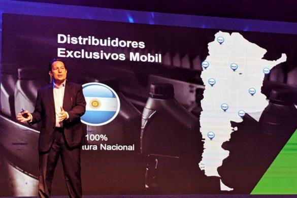 MOBIL Lubricantes se relanza en Argentina de la mano de MOOVE