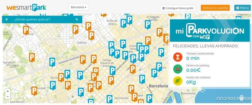 WeSmartPark Buenos Aires
