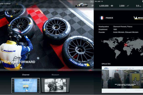 MICHELIN – El neumático elegido por el Gran Turismo real y virtual