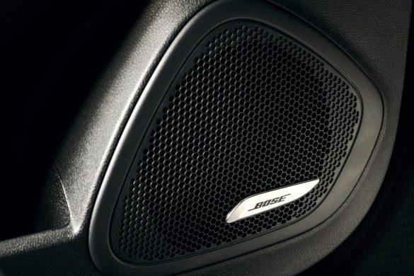 Renault Capture Bose