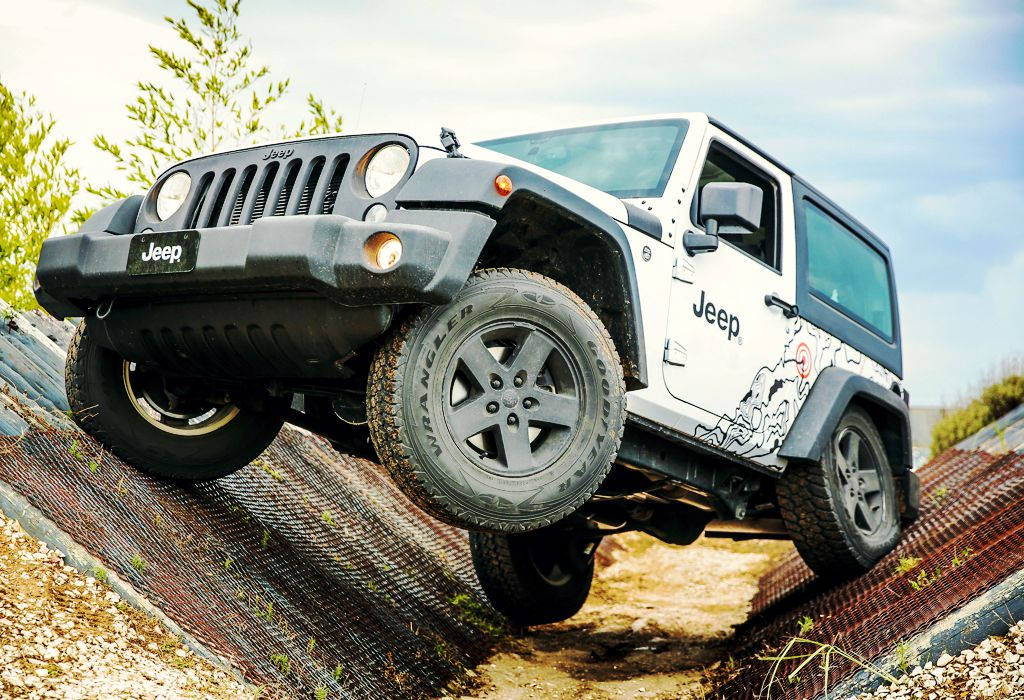 Jeep Experience Territory