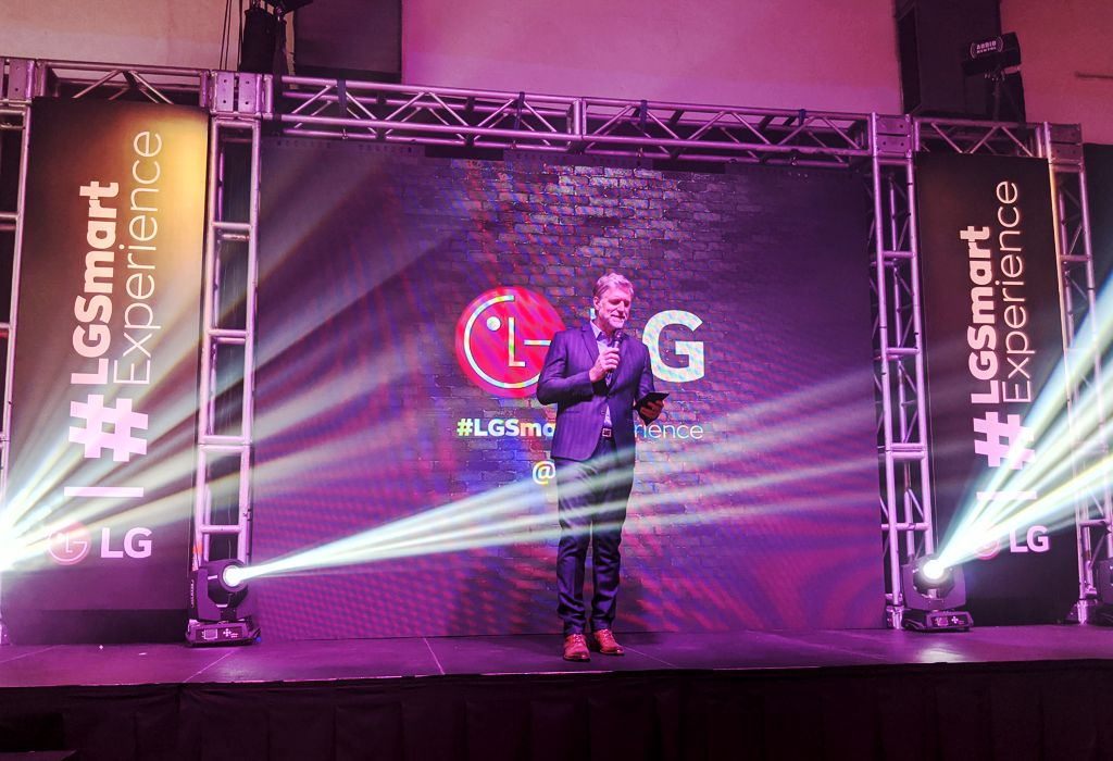 LG Smart Experience