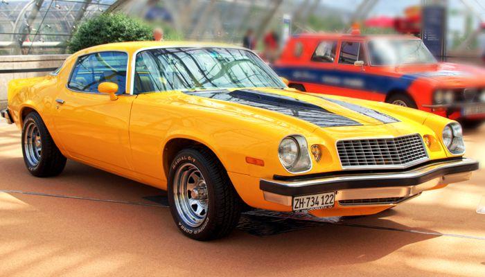 1976 Camaro 350 V8 165CV