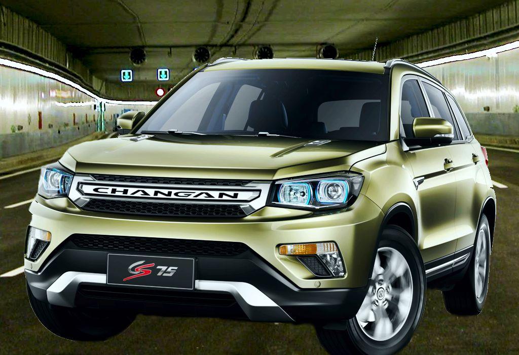 Changan CS75 AWD