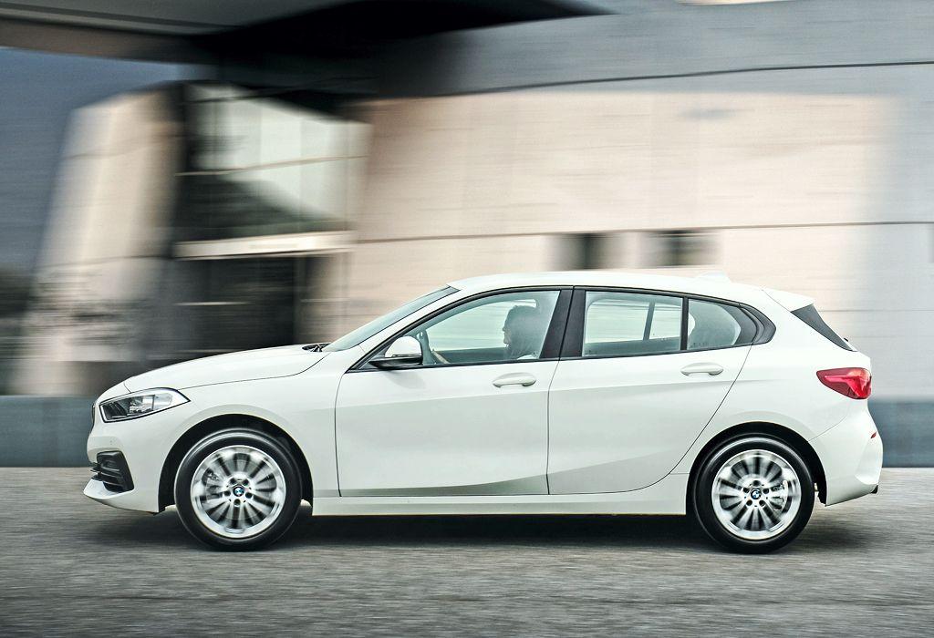 BMW Serie 1 3°gen
