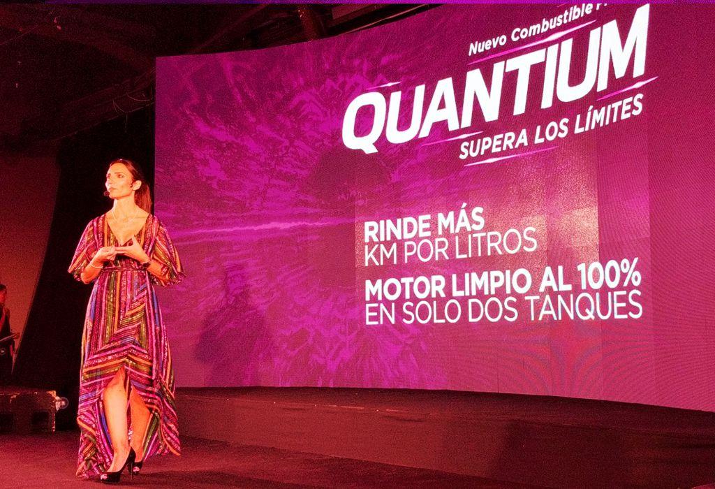 Axion Quantium