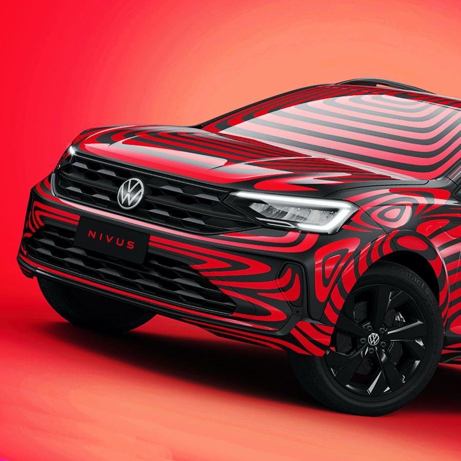Volkswagen Nivus adelanto
