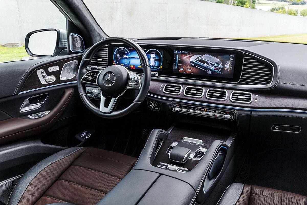 M Benz GLE